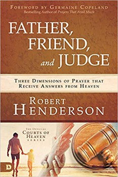 Father, Friend, and Judge (Hardcover)