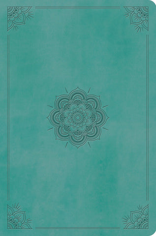 ESV Compact Bible - Turquoise