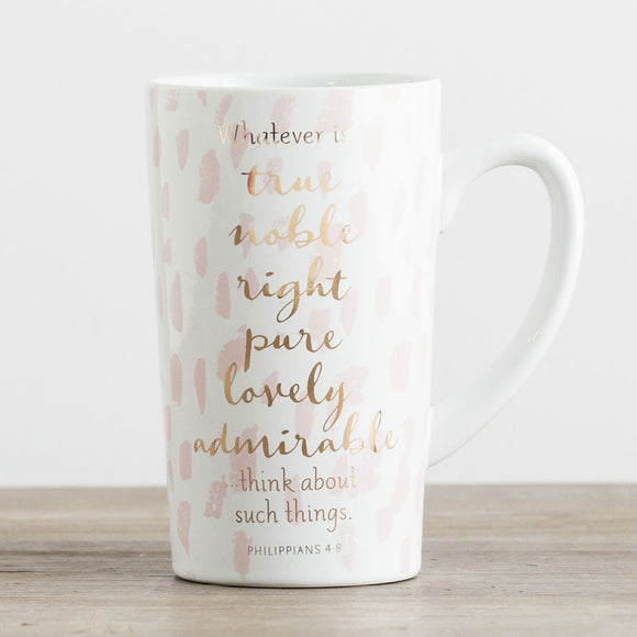 Latte Mug - Whatever is True