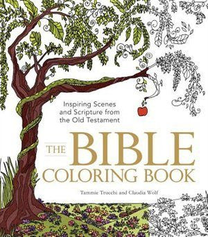 Colouring Book - The Bible