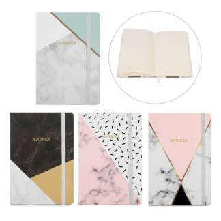 Notebook - Geometric Assorted