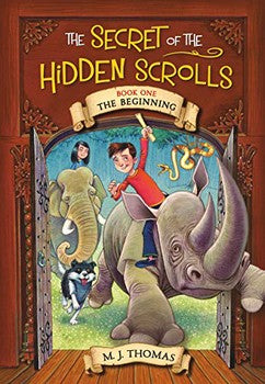 The Secret of the Hidden Scrolls #1: The Beginning