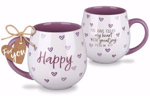 Mug - Happy Heart Happy