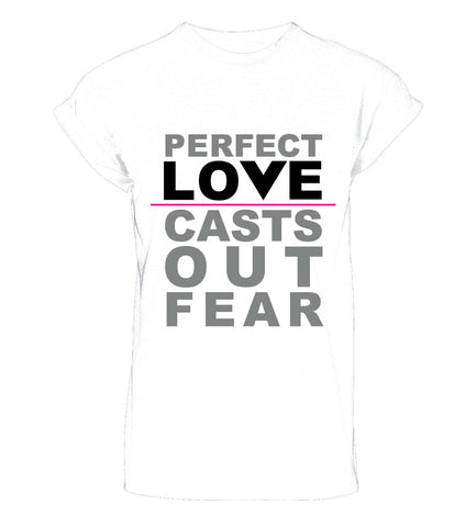 Perfect Love Casts TSHIRT