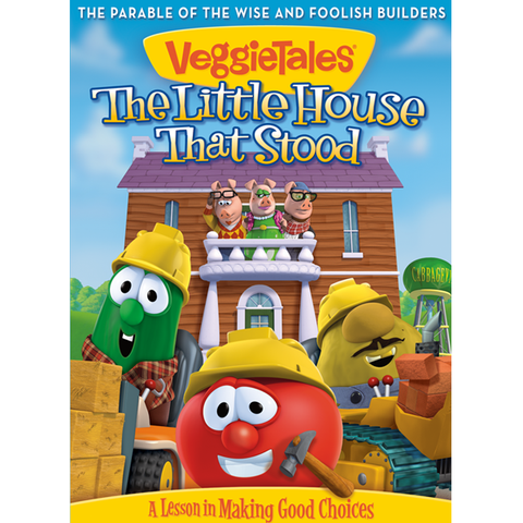 The Little House That Stood (Bargain Bin)