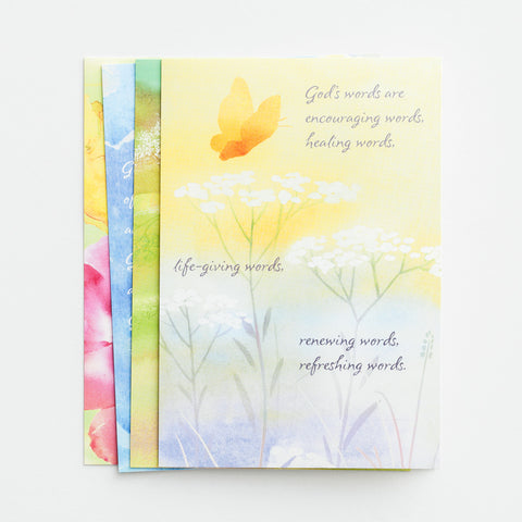 Boxed Cards - Encouragement God's Refuge
