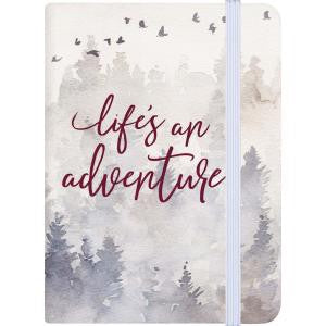Notebook - Life's An Adventure