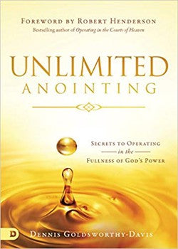 Unlimited Anointing