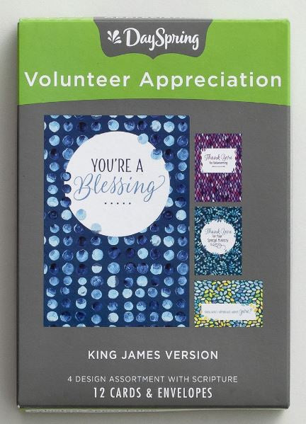 Boxed Cards - Volunteer Appreciation