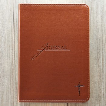 Journal - Brown Cross LuxLeather