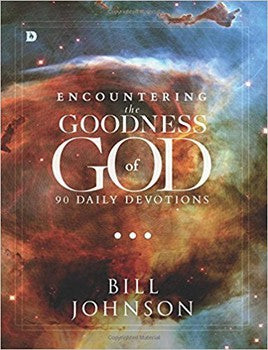 Encountering The Goodness of God Devotional