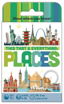 This That & Everything: Places Edition