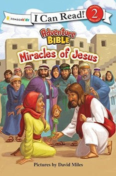 I Can Read!: The Miracles of Jesus