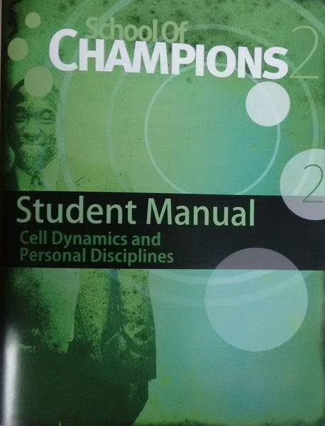 School of Champions 2 Student Manual