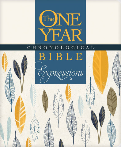 The One Year Chronological Bible - Expressions