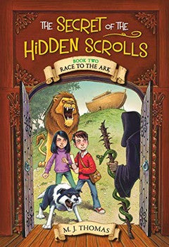 The Secret of the Hidden Scrolls #2: Race to the Ark