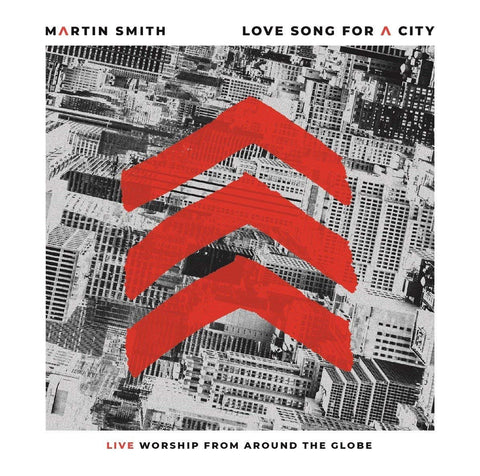 Love Song for a City CD