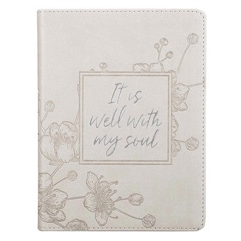 Journal - It Is Well With My Soul