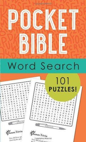 Pocket Bible Word Search