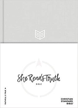 CSB She Reads Truth Bible (Hardcover)