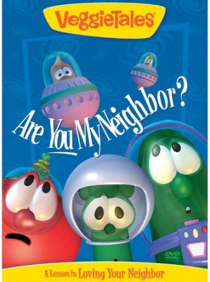 Are You My Neighbor? DVD
