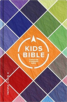 CSB Kids Bible Hardcover