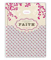Faith Promise - Journal