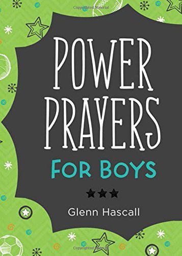 Power Prayers For Boys