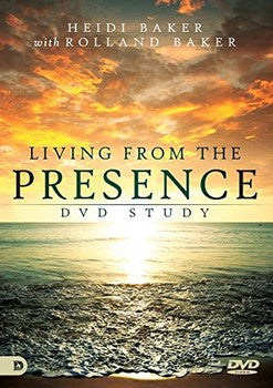 Living From The Presence DVD Study