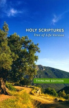 TLV Thinline Bible - Softcover