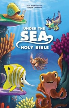NIrV Under The Sea Bible - Hardcover