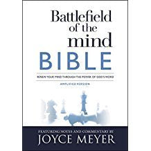 Battlefield of the Mind Amplified Bible (Paperback)