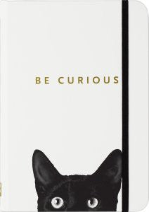 Journal - Be Curious