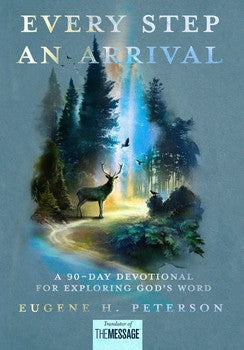 Every Step An Arrival Devotional (Hardcover)