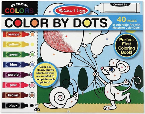 Colour by Dots