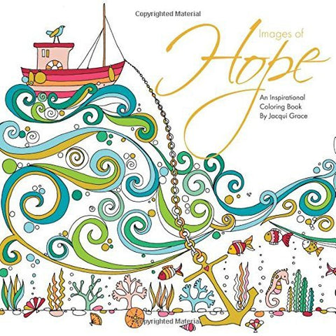 Colouring Book - Images of Hope