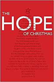 The Hope of Christmas Tract - Pack of 25