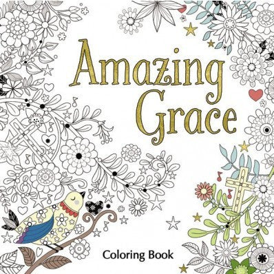 Colouring Book - Amazing Grace