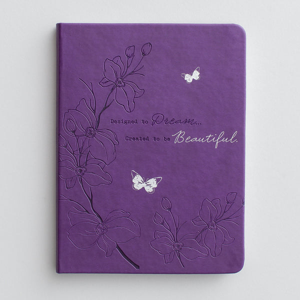 Journal - Created to Be Beautiful