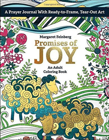 Colouring Book - Promises of Joy