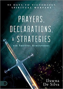 Prayers, Declarations, & Strategies Devotional (Hardcover)