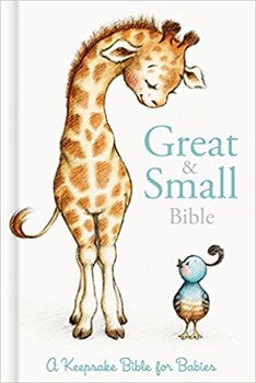 CSB Great & Small Bible