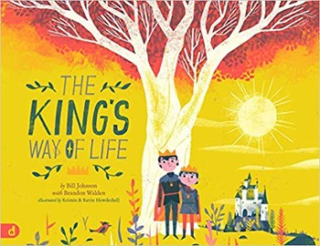 The King's Way of Life (Hardcover)