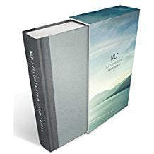 NLT Illustrated Study Bible - Deluxe Linen Hardcover