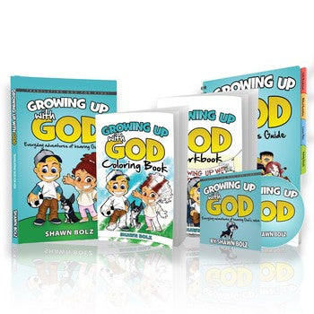 Growing Up With God Kit