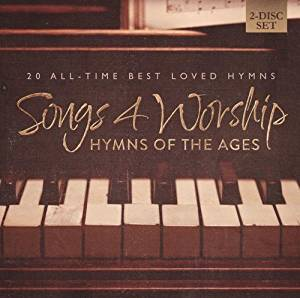 Songs 4 Worship - Hymns of the Ages CD