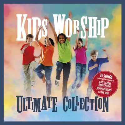 Kid's Worship - Ultimate Collection CD