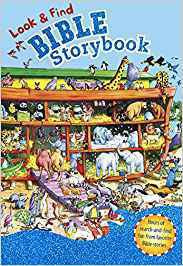 Look & Find Bible Storybook