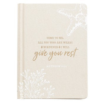 Journal - Give You Rest Tan