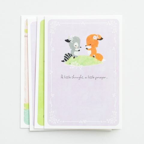 Boxed Cards - Thinking of You Woodland Wonders